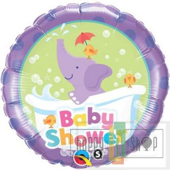 Balon foliowy Baby Shower Słoń 18